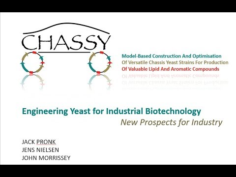 Engineering Yeast for Industrial Biotechnology