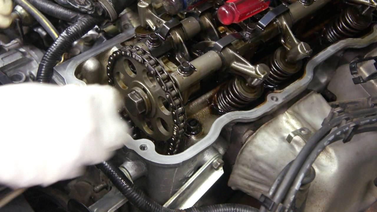 Nissan ka24e rattle fix