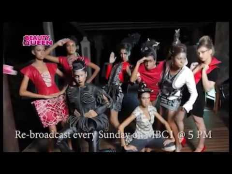 Suchhi kumar Tv Reality Show Beauty Queen Africa Mauritius...