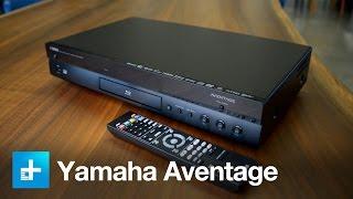Yamaha Aventage Blu-ray player - Hands on