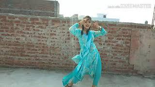 Ya gajban pani ne chali / latest new song haryanvi 2019 / dance cover by Naina soni