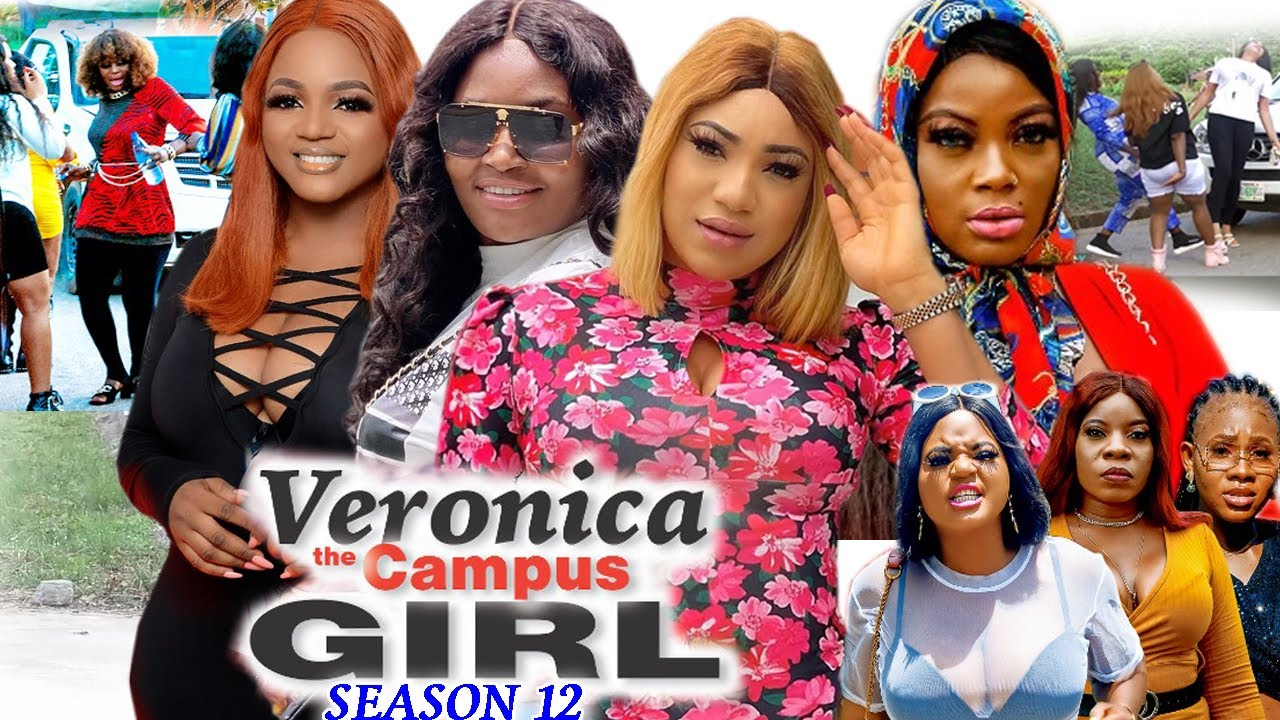 Download VERONICA THE CAMPUS GIRL SEASON 12(Trending New Movie) Chizzy Alichi 2021 Latest Nigerian Movie 720p