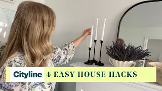 4 designer hacks to fix annoying household décor issues