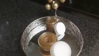 كيف تصنعين كريم القهوة التي تستعمل عالميا في مستحضرات التجميل لإعادة جمالك سيدتي😊