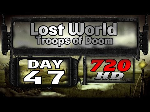 Lost World Troops of Doom - Day 47 [Х-16]