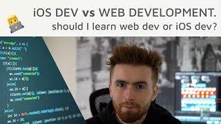 Should I learn web development or iOS development? Video