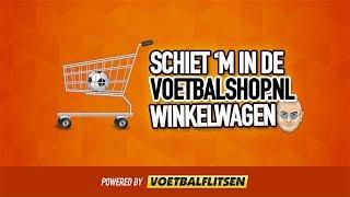 Voetbalshop.nl presenteert Schiet 'm in de Voetbalshop.nl Winkelwagen met de selectie van N.E.C.!