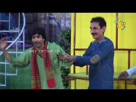Iftikhar Thakur and Sajan Abbas New Pakistani Best Stage Drama Clip 2018 | Pk Mast