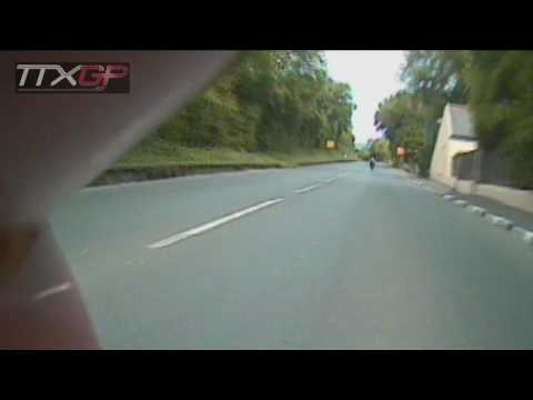 Isle of Man TT 09 Onboard Rob Barber TTXGP Part 1