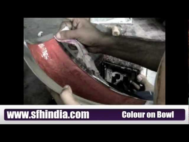 Enamel Colour