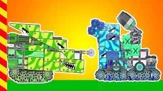 Танк мультик. Много танков. Танки мультики. Мультик про машины Танк Машинки мультики для детей