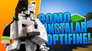 Descargar E Instalar OptiFine Minecraft 1.8 | TODAS LAS VERSIONES!!