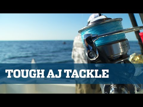 Amberjack Tackle Rigging Station - Florida Sport Fishing TV