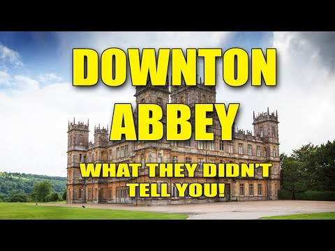 Downton Abbey Series Finale: What They Didn't Tell You (Parody)