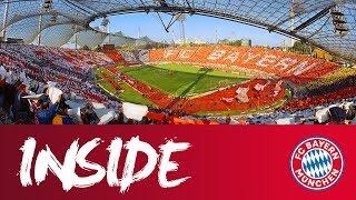 Das Münchner Olympiastadion: Ein Wahrzeichen der bayerischen Landeshauptstadt