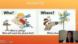 Engelsk spørreord