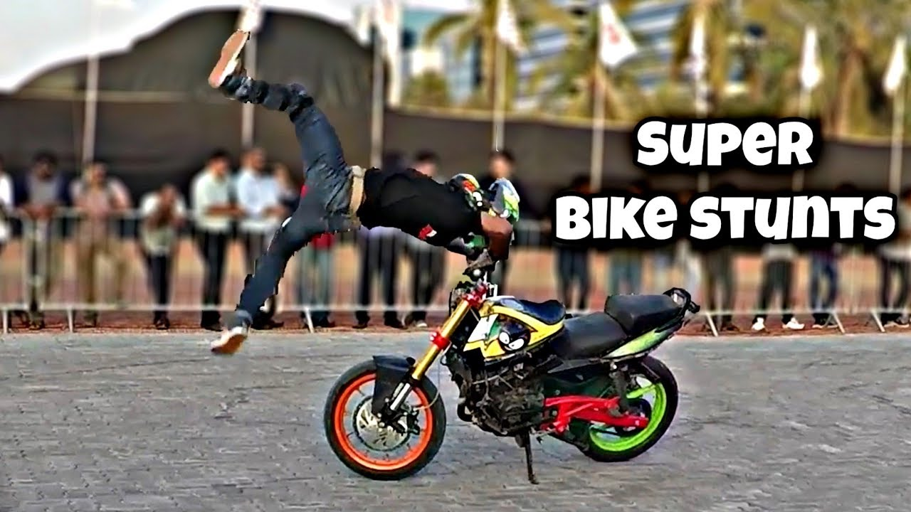 Dangerous Bike Stunt In 2017 Hd Wallpapers: DANGEROUS BIKE STUNTS