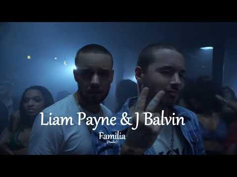 Liam Payne & J Balvin  Familiar (Audio)🎵