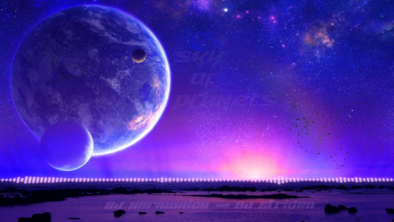 DJ Harmonics & DJ Striden - Sky of Planets - YouTube