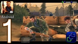 brothers in arms 3 sons of war android walkthrough part 1 chapter 1 campaign 1 raid