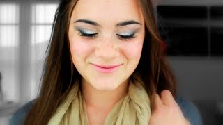 Simple Smokey Eye Tutorial! Thumbnail