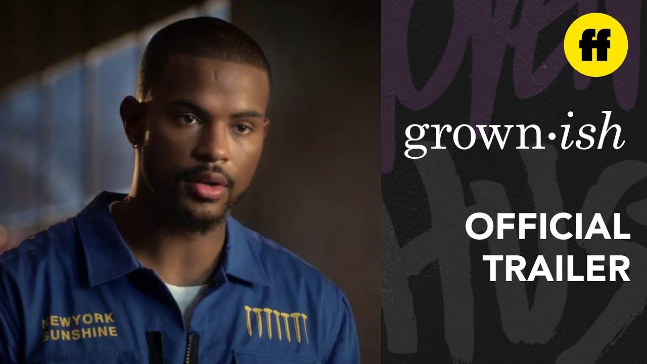 Grown-ish Season 3 Trailer