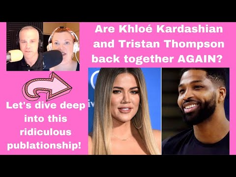 The Khloé Kardashian and Tristan Thompson drama is stuck on repeat!