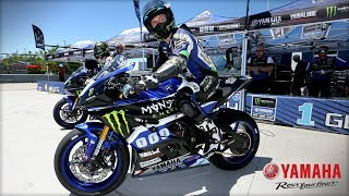 Yamaha's Garrett Gerloff: 2018 Superbike Sizzle