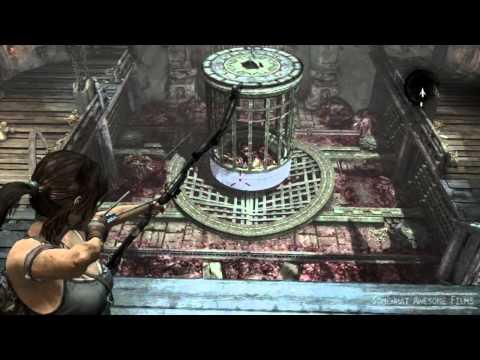 Tomb Raider Chasm Shrine Puzzle streaming vf