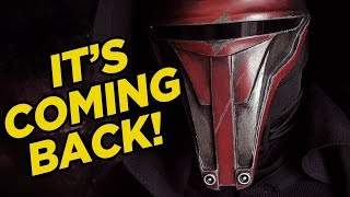 FINALLY, Star Wars: Knights Of The Old Republic Is Returning!