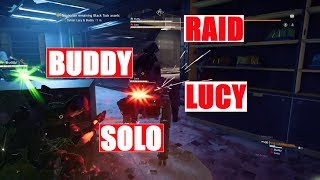The Division 2 | Lucy & Buddy | Solo | Discovery Raid