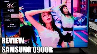 Review Samsung Q900R Nueva Television 8K HDR Smart TV 2018