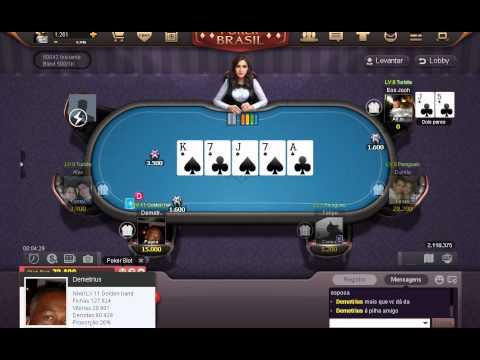 Poker online gratis portugues iniciantes
