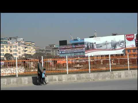 Kabul - Islamic Republic of Afghanistan - October 2011