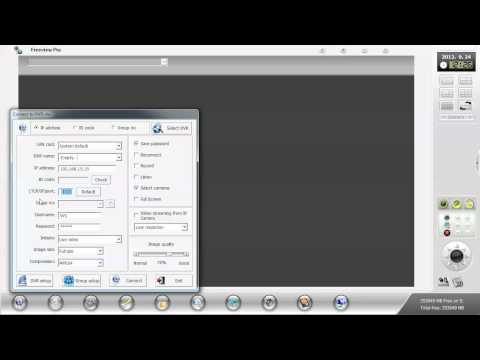 How to download and use Freeview Pro software for your Witness Pro DVR www.WebSurveillance.com