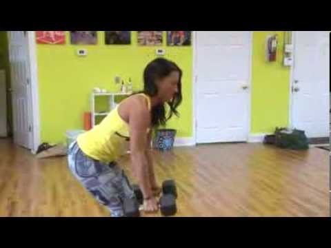 "Sandra Keys -- Fitness Coach ""The Fitness Studio Downtown"" - Interview"