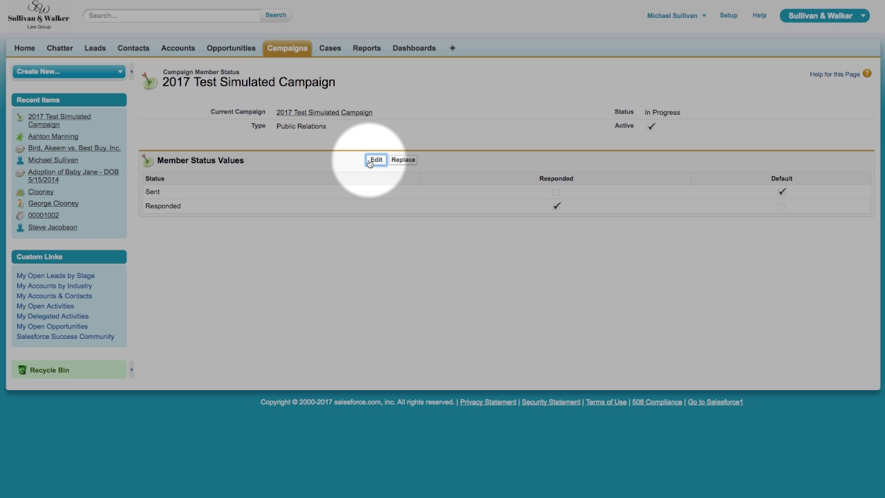 How to Create a Campaign in Salesforce - YouTube
