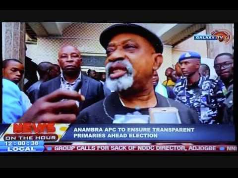 Andy Uba optimistic over APC primaries