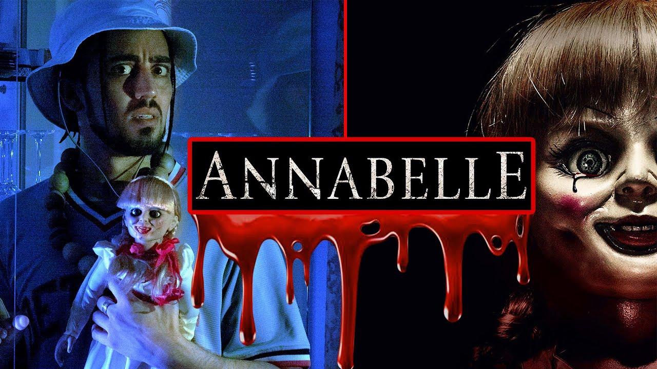 ANNABELLE - Die wahre Geschichte (ab 16) | Die verfluchte Puppe Teil 1