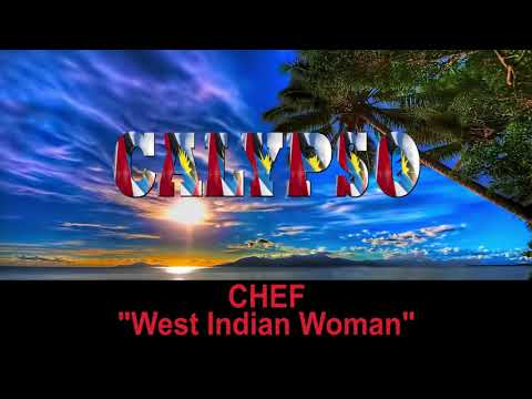 Chef - West Indian Woman (Antigua 2019 Calypso)