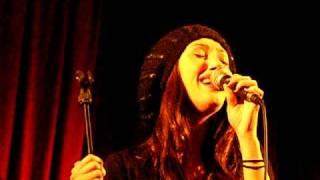Nina Simone - Little girl blue by Dewi Pechler