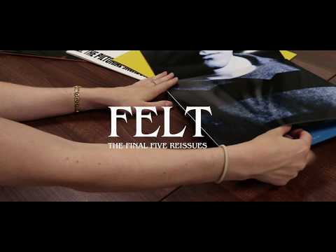 Felt, The Final 5 Reissues - Vinyl Edition