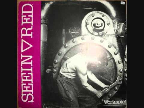 Seein' Red - Workspiel LP