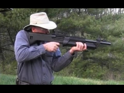 16+1 Shot SRM1216 Shotgun Review Problems Part 3 - YouTube M1216