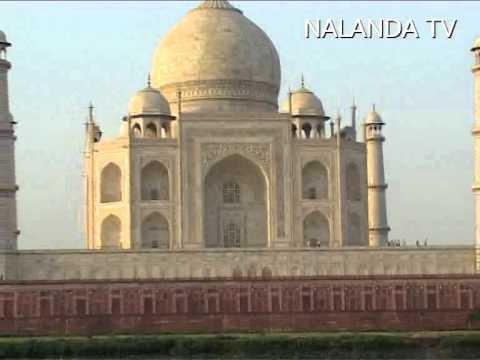 Taj Mahal, Agra, U.P. Tourism  India.