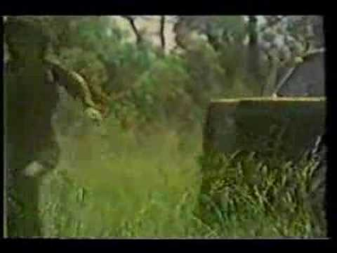 Swamp Thing Movie Commercial