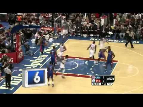 Top 10 Jugadas - Enero 2012 - NBA