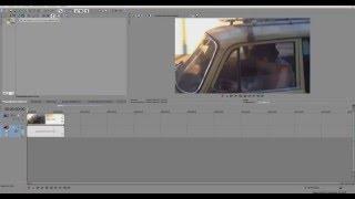 Видео урок в Sony Vegas Pro 11 (Как делать видео наоборот)