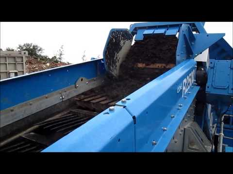 Construction & Demolition Waste Recycling Plant By CDE