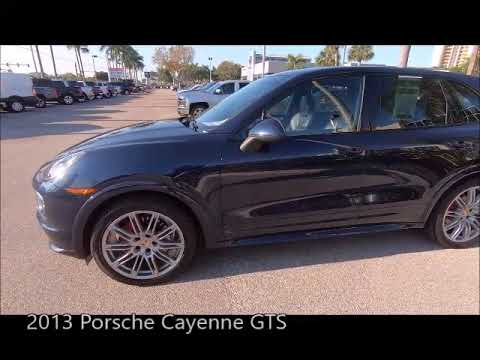 Porsche Fort Myers >> Used 2013 Porsche Cayenne Gts Near Fort Myers And Bonita Springs